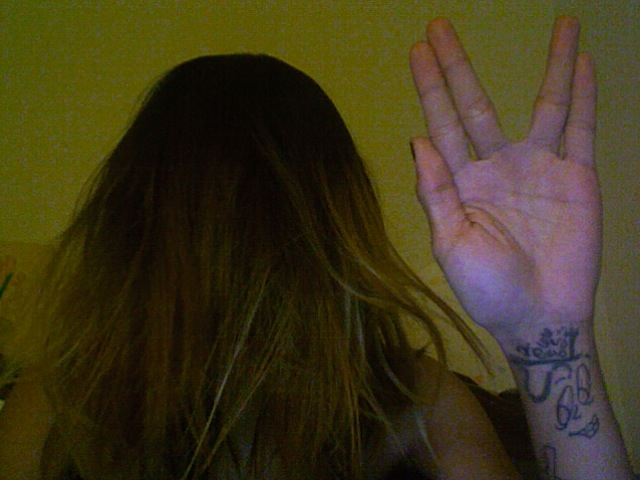 Peace. Love. Narcissism.